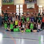 HSV-Handball AG: Besuch der GWD Spieler