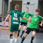 B1-Jungen – Derbysieg in Oberlübbe