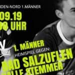 Topspiel gegen Handball Bad Salzuflen