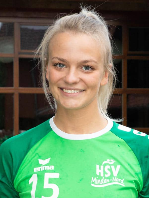 HSV 1Frauen Alina Hertel