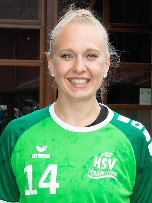 HSV 1Frauen Ann Kathrin Bredemeier