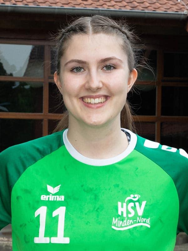 HSV 1Frauen Bea Hartmann