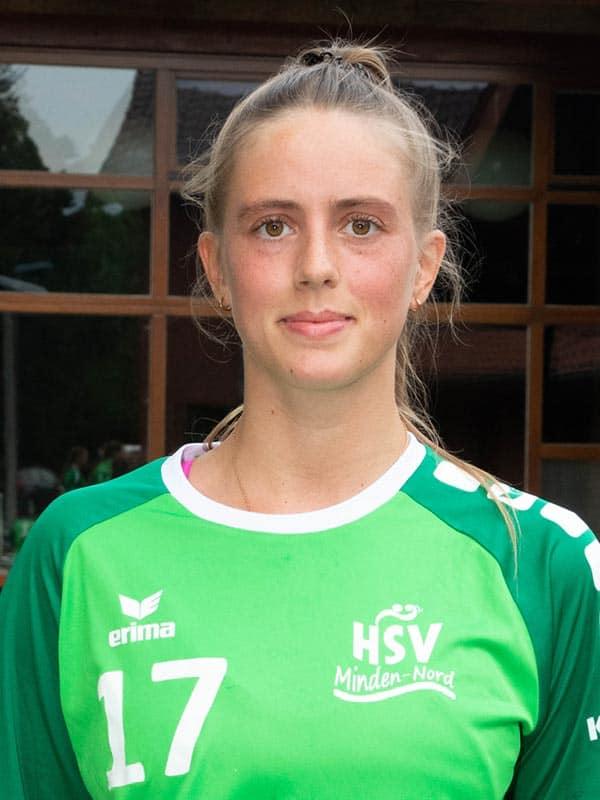 HSV 1Frauen Chanice Arendt