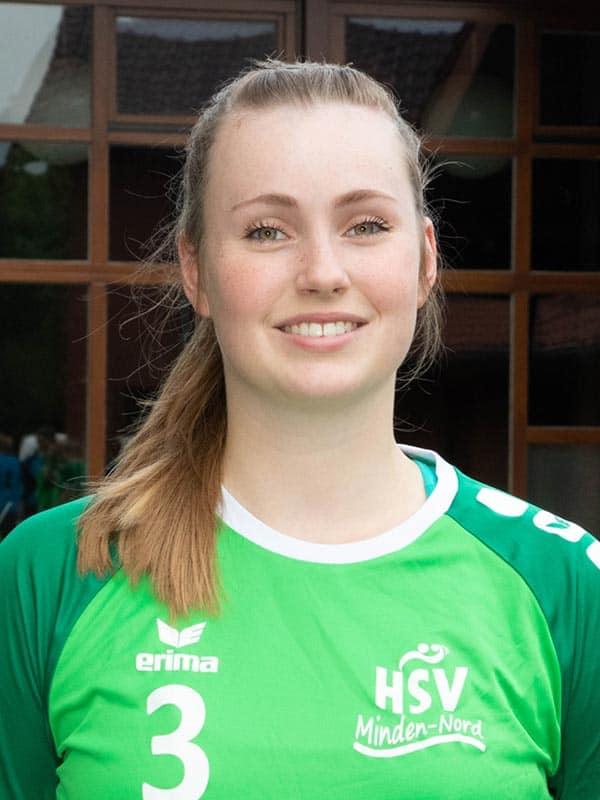HSV 1Frauen Karoline Schroeder