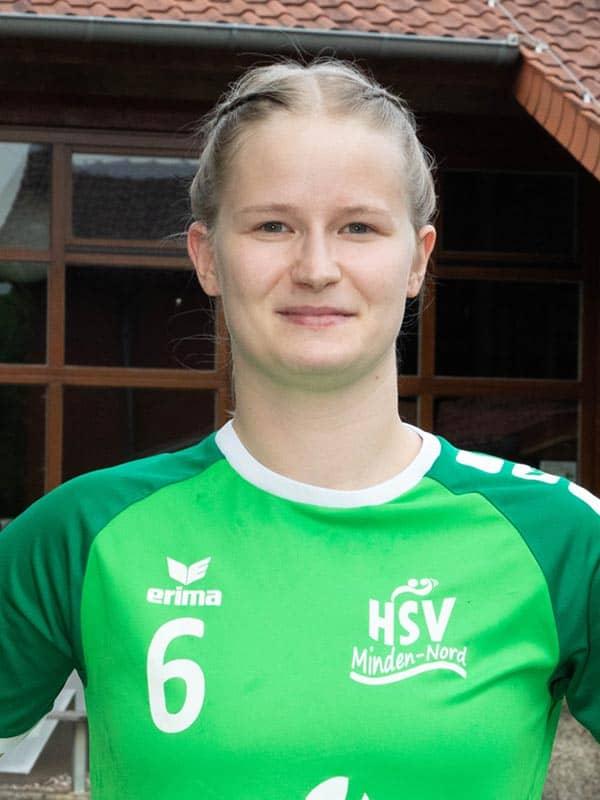 HSV 1Frauen Katharina Martin