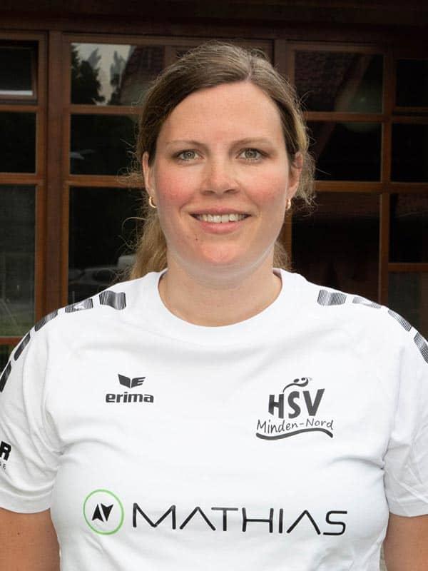 HSV 1Frauen Kerstin Brandhorst