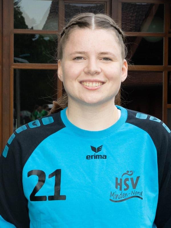 HSV 1Frauen Lara Hunger