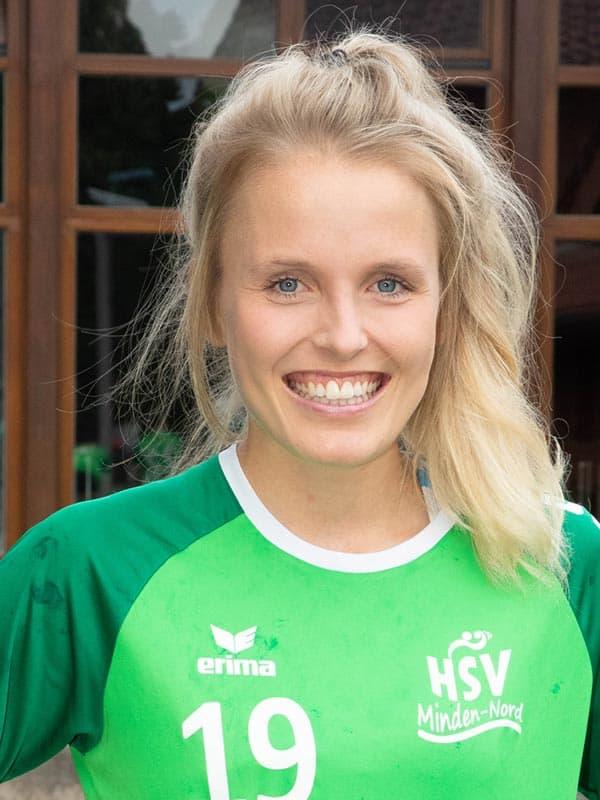 HSV 1Frauen Laura Gartmann