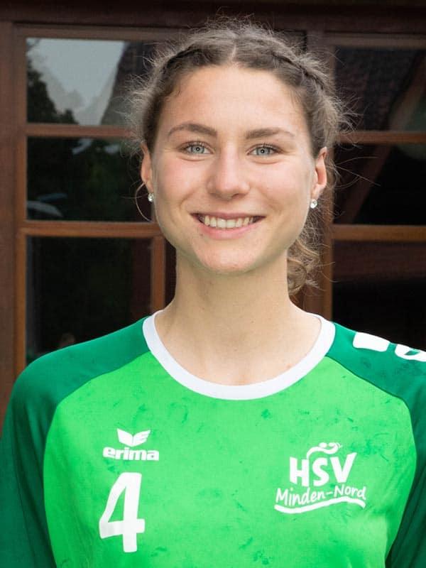HSV 1Frauen Leonie Friesen