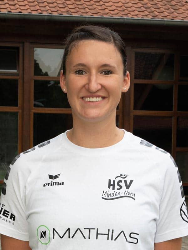 HSV 1Frauen Maren Schacht