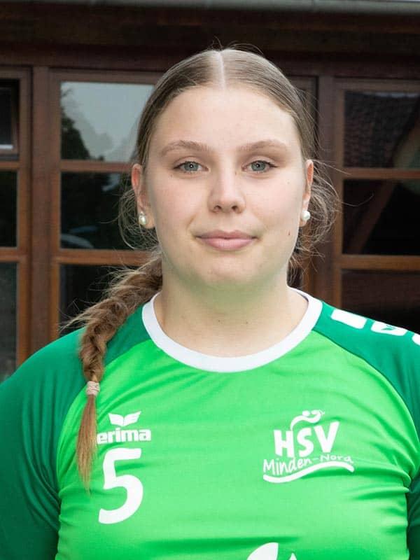 HSV 1Frauen Marike Gräber