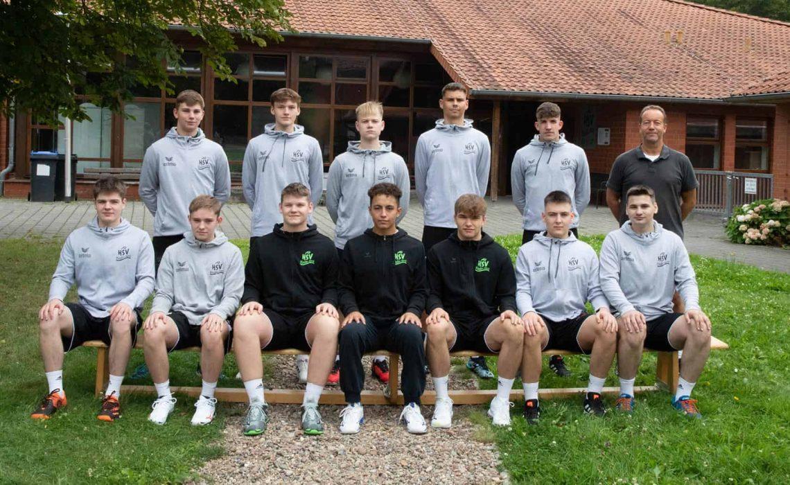 HSV A Jungen