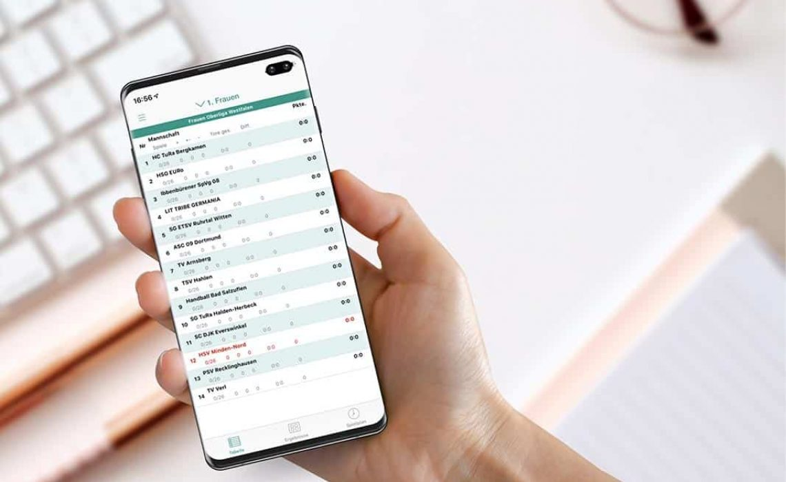 HSV-Minden-Nord-App