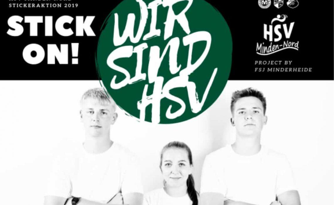 HSV-Stickon